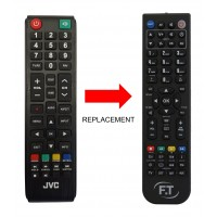 Remote control DC-220 for JVC RM-C3256