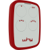 Garage door remote control WHY EVO multi-frequency 280-868mhz