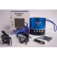 Generic Robot Bluetooth Speaker (With MP3 & FM Radio) Details